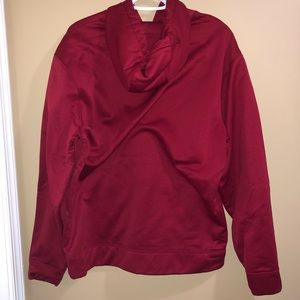 Under Armour Tops - Red Under Armour hoodie size M